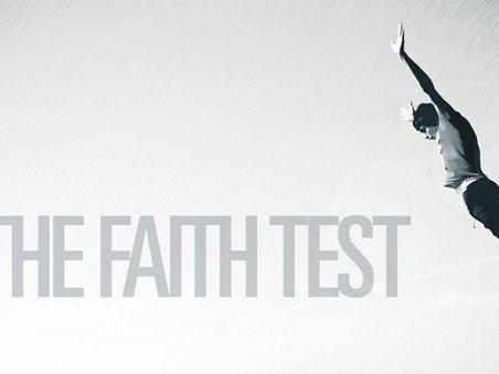 The Seven Tests of Faith