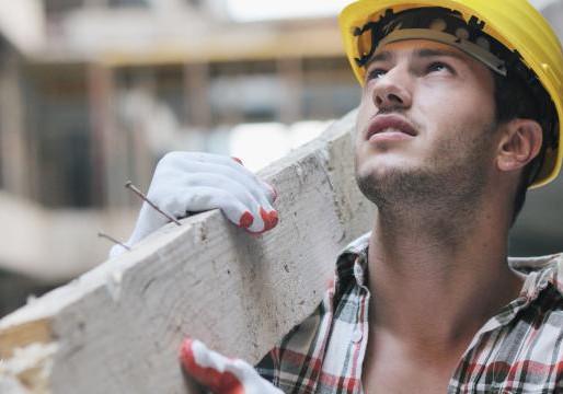 Het gaat goed met de bouw, maar dat betekent wel lang wachten (NU.nl)