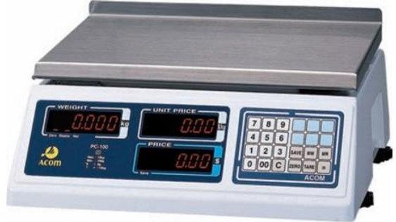 Balanza Acom PC-100
