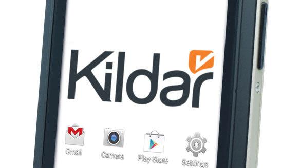 Terminal móvil Android Kildar H4041