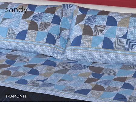 Sandy, Bettlaken Set in Flannel