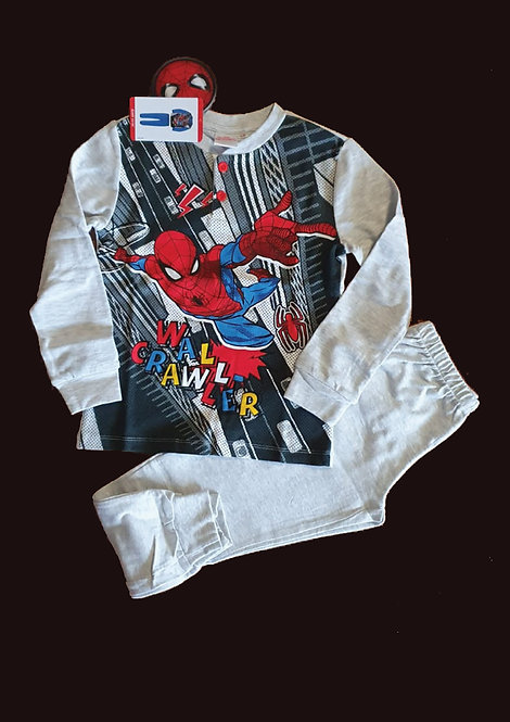 Spiderman, Lang-Arm Pyjama