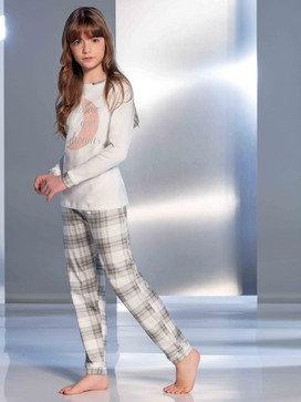 """""""Moon"""", Lang-Arm Pyjama"""