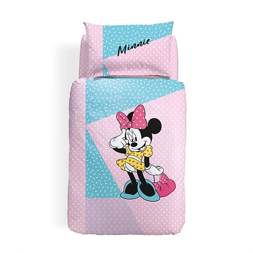 Minnie, Kinderbett Duvet Set