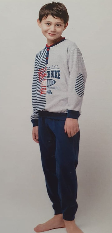 Biker Boy, Lang-Arm Pyjama