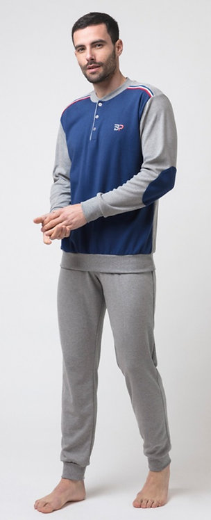 Stefan, Lang-Arm Pyjama