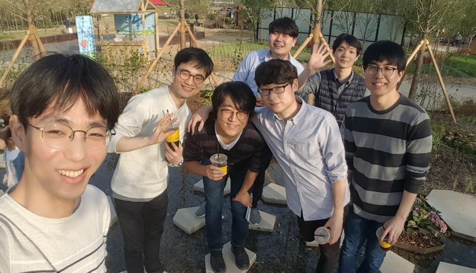 Lab at Bamboo Park