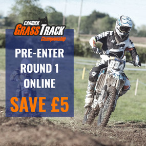 ENTER ROUND 1 ONLINE, SAVE £5