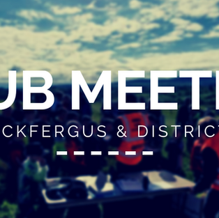March Club Meeting (Tuesday)