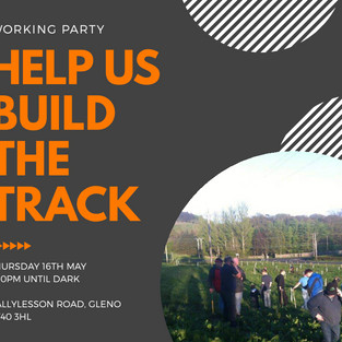 WORKING PARTY PLANNED FOR THURSDAY