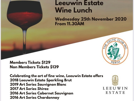 2020 Leeuwin Estate Wine Lunch