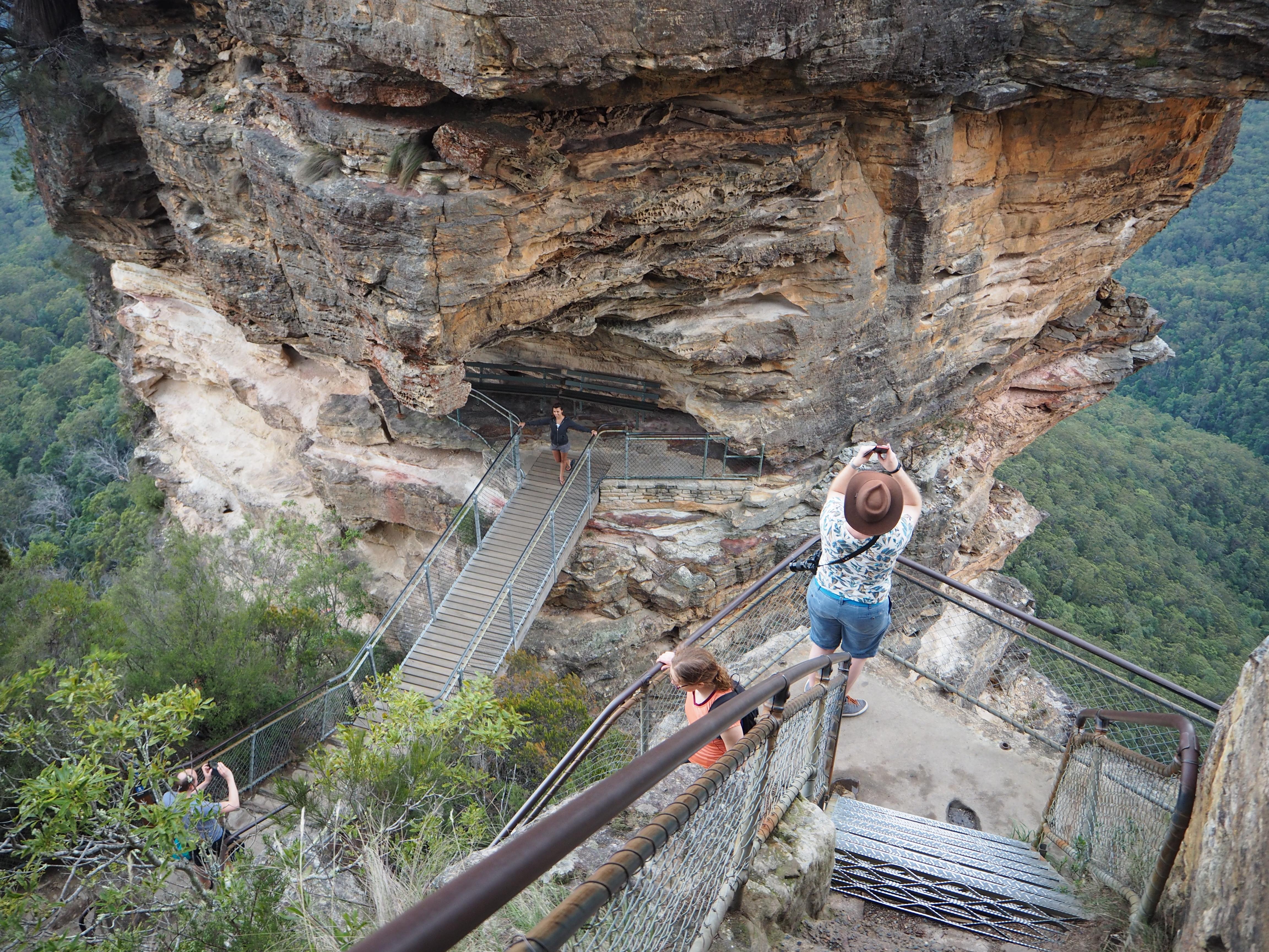 Giant Stairway, Three Sisters