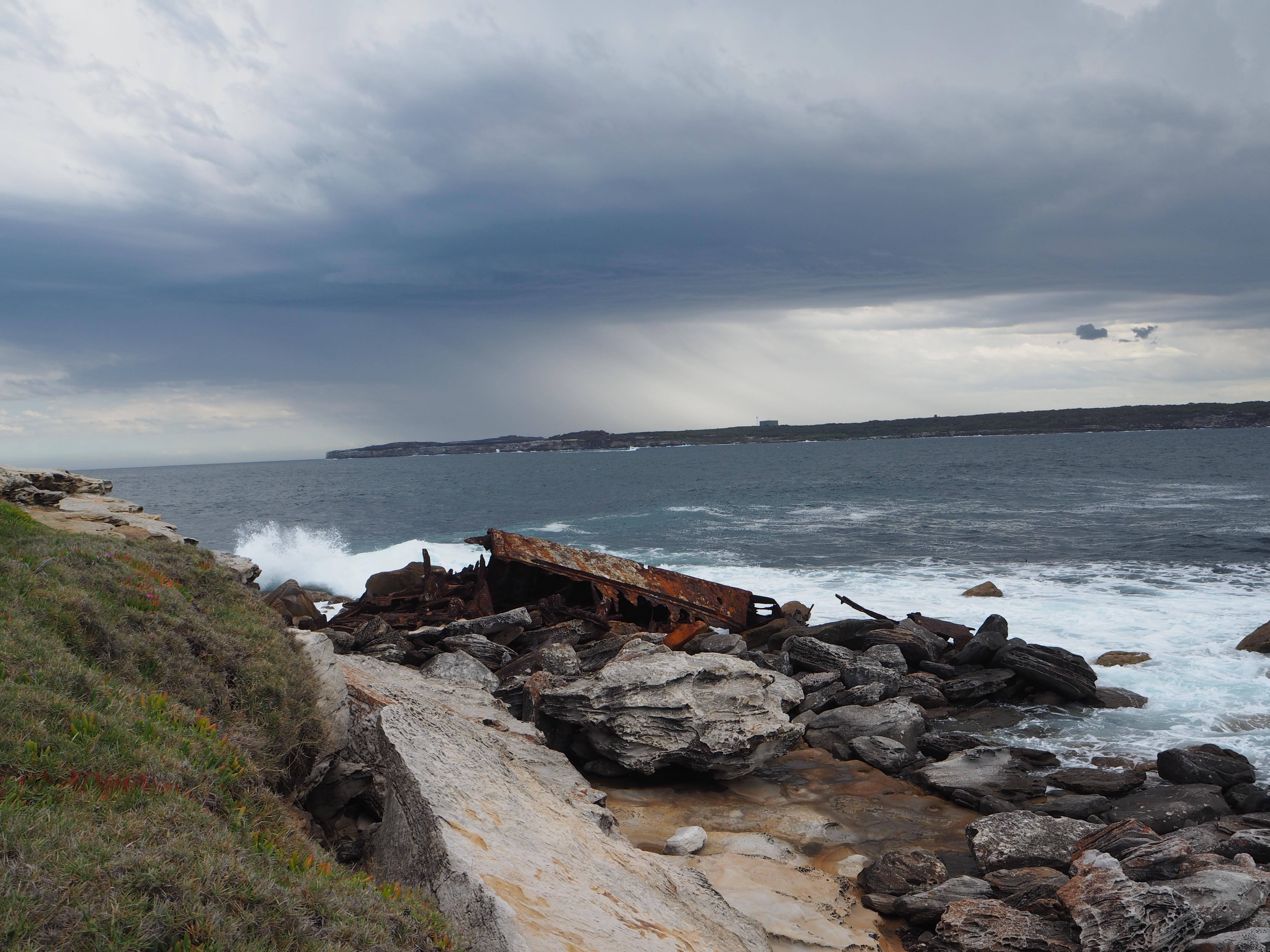 Minmi Shipwreck