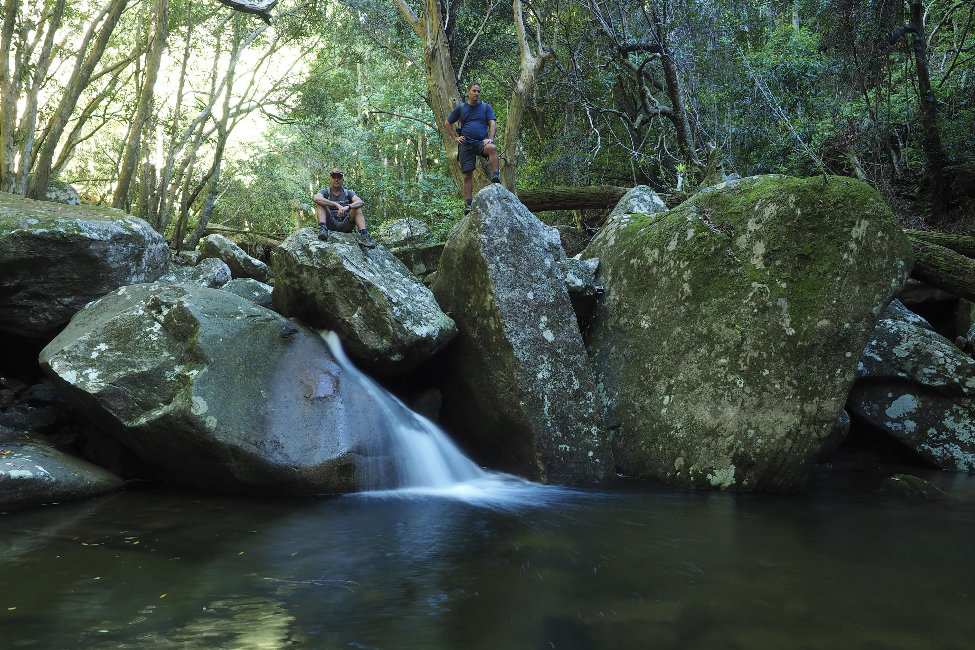 Wodi Wodi trail