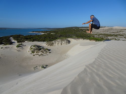Jump the Dunes