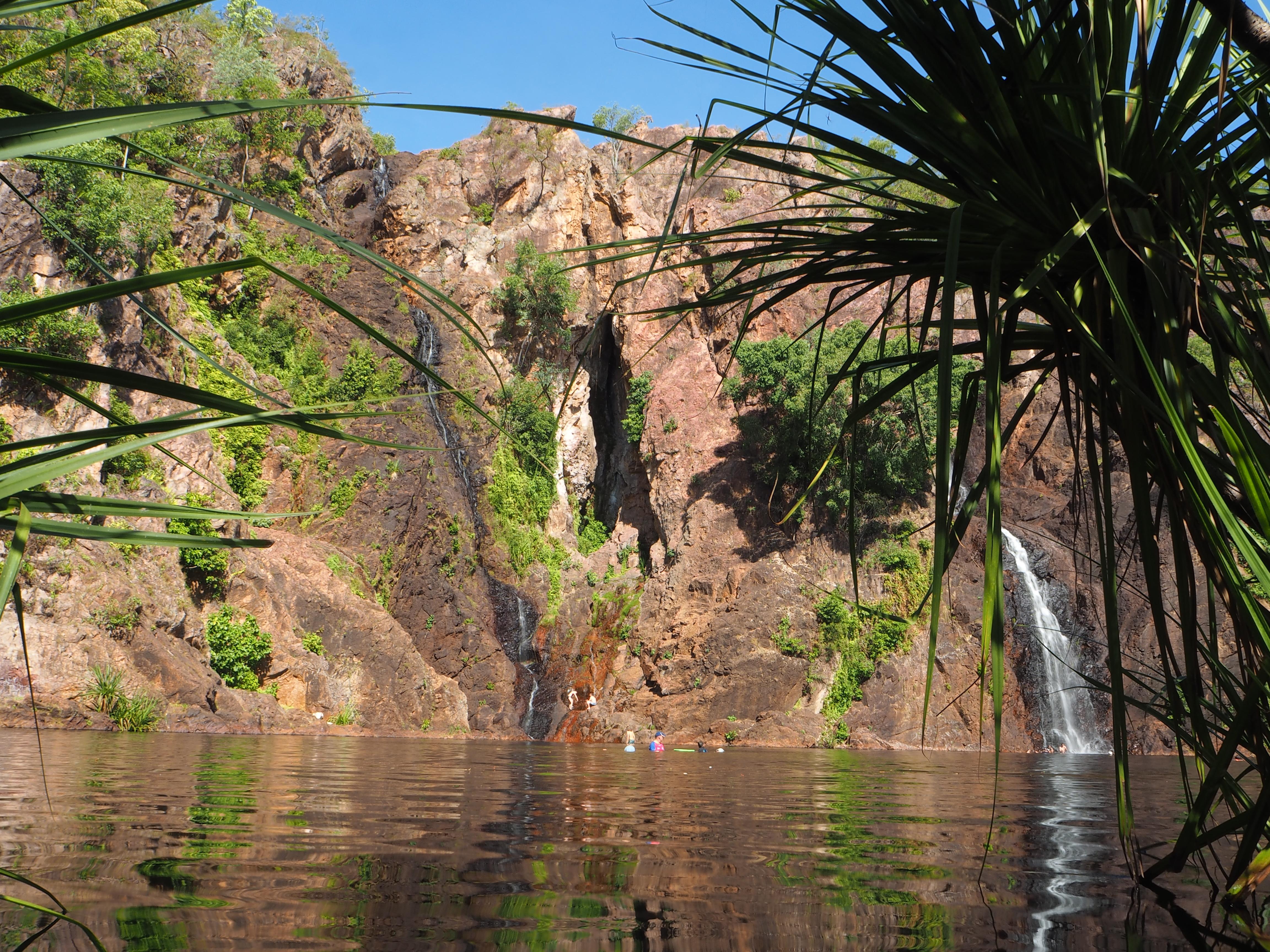 Edith Falls-NT