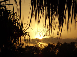 Sunrise in Arnhem Land