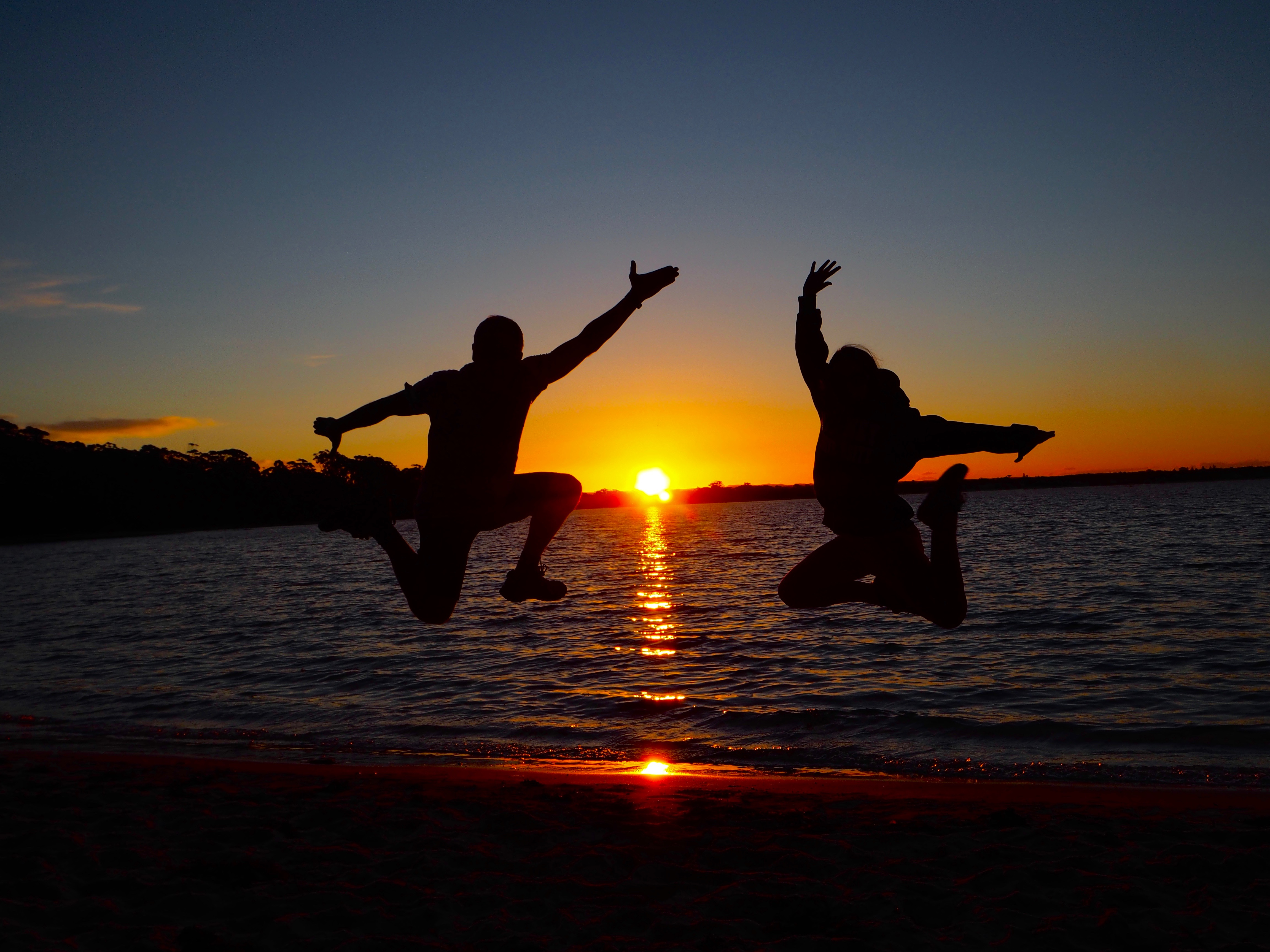 Sunset Jumps