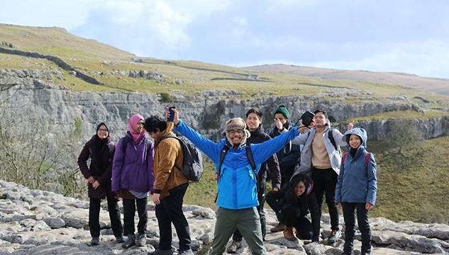 LUMSOC Hiking Trip to Malham Cove '20 🏔