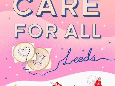 UKECares x LUU MASSoc Care For All Event Leeds