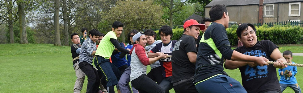 Tug of war with LUMSOC
