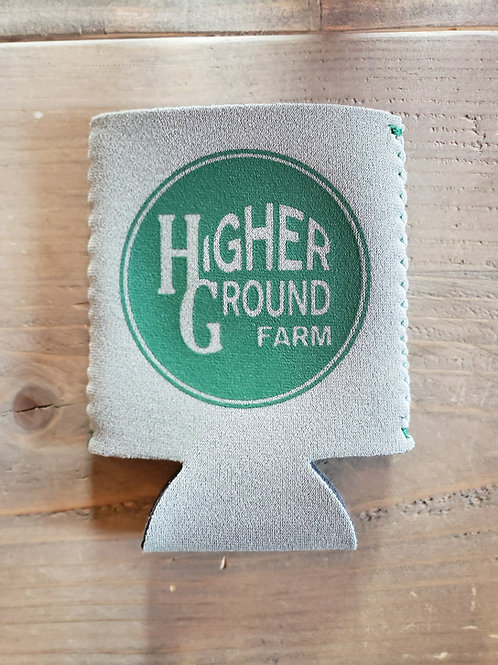 Higher Ground Farm Koozie