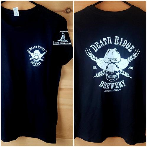 Women's T-shirt-Black