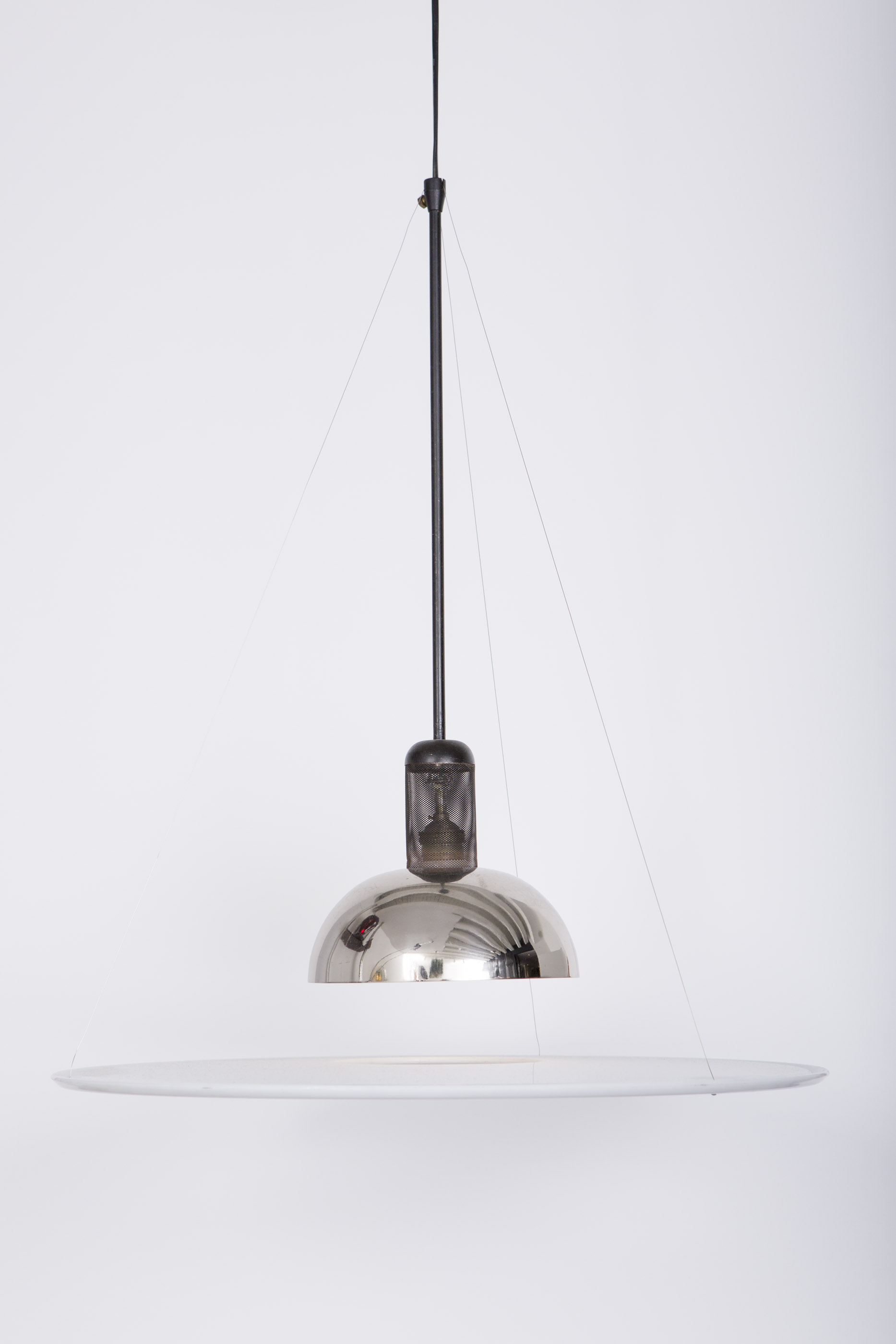 Lustre suspension halo