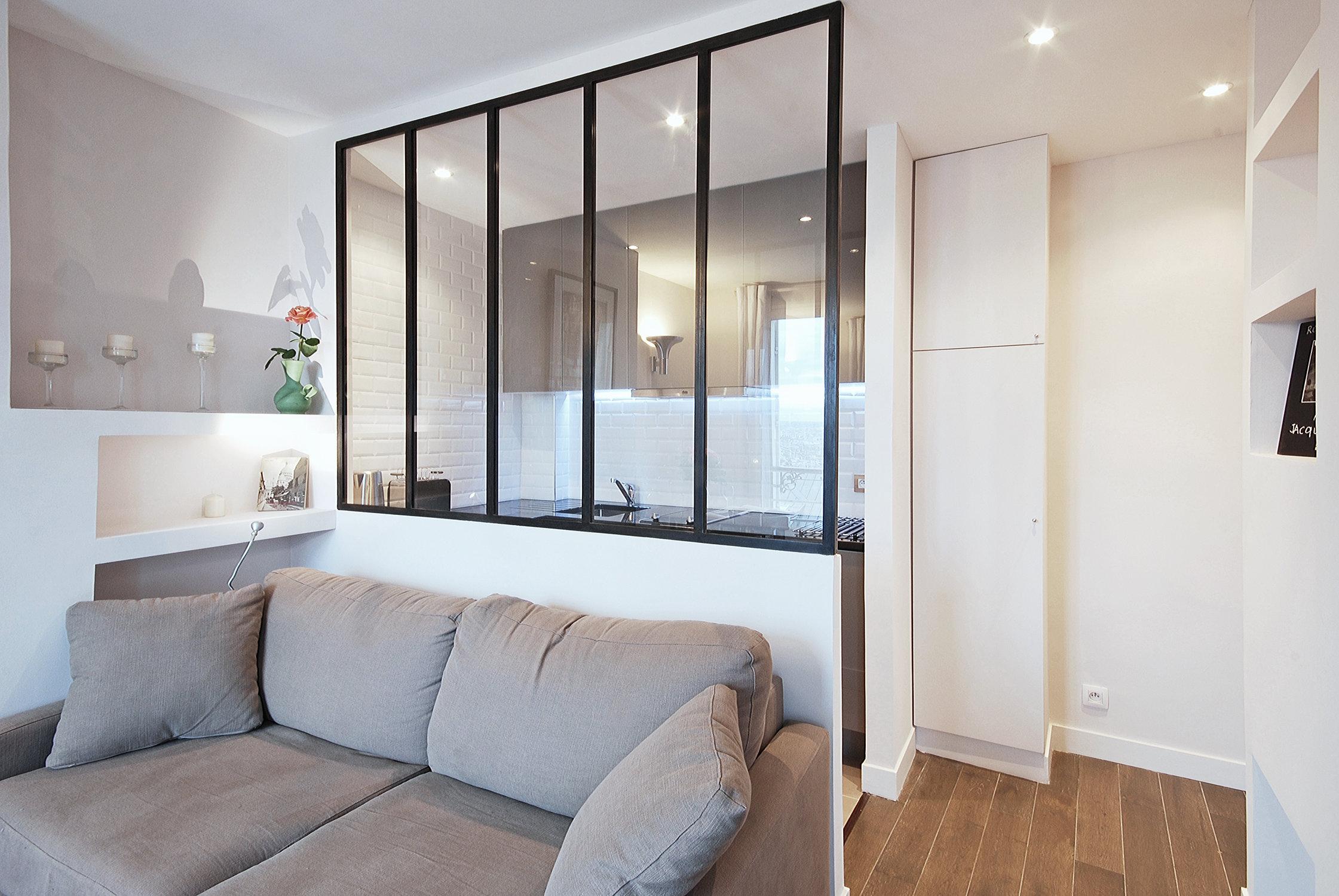 verriere accordeon verrire sur mesure avec porte verrire sur mesure with verriere accordeon. Black Bedroom Furniture Sets. Home Design Ideas