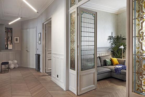 Réalisation architecture intérieure Jean-Christophe Peyrieux ...