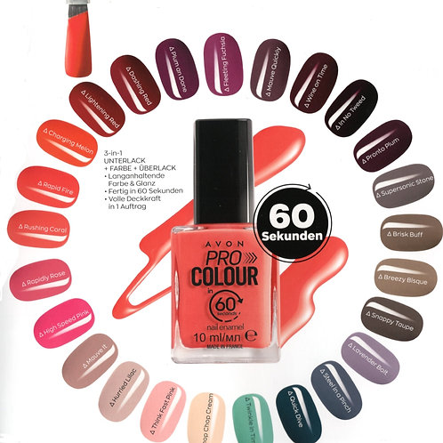 VERNIS A ONGLES - PRO COLOR Subculture