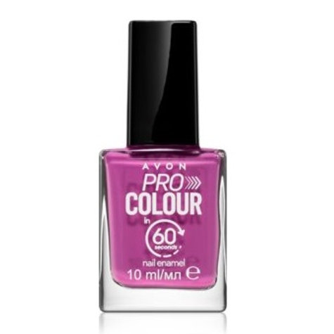 VERNIS A ONGLES - PRO COLOR Plum and Done