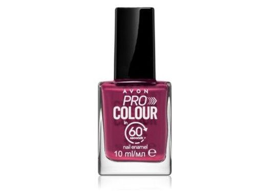 VERNIS A ONGLES - PRO COLOR Wine on Time
