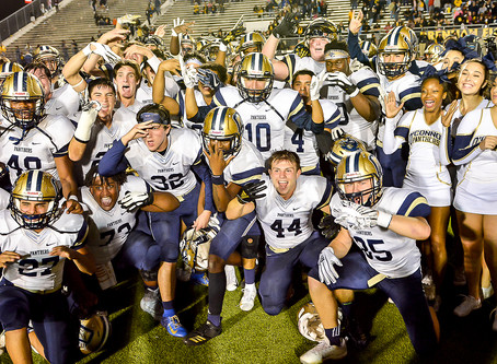 O'Connor Panthers 3peat in District 28-6A