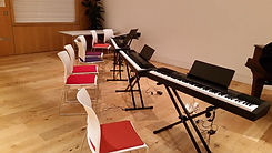 London Music Box-Group Adult Piano Clases in London