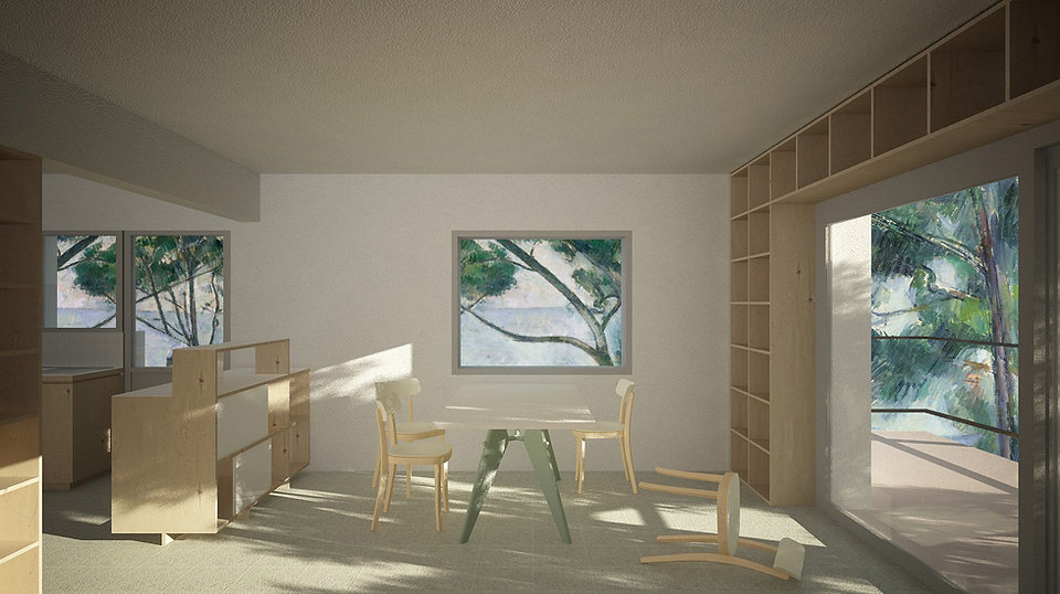 éjo Llançà appartement 05