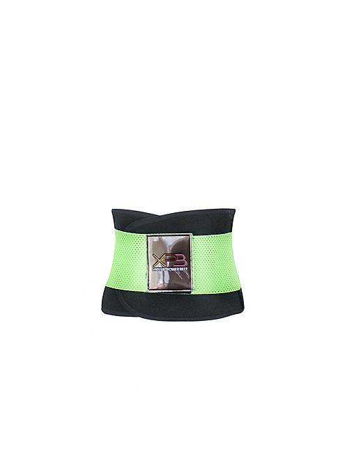 Power Belt Taillentrainer - Grün