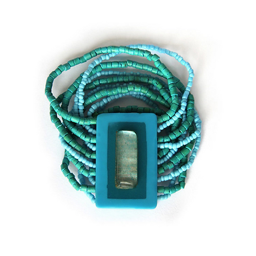 Water Charity Bracelet - Blue