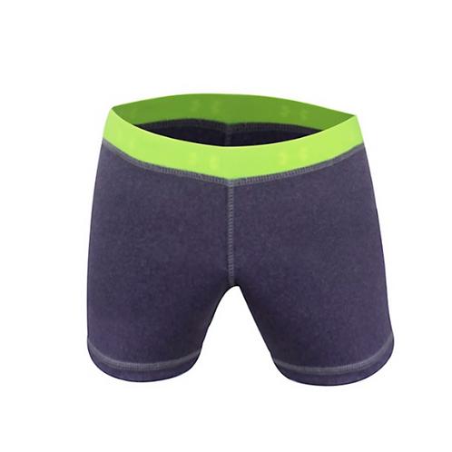 Bianca Activewear Shorts - Violet