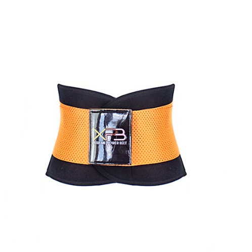 Power Belt Taillentrainer - Orange