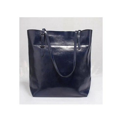 Cara Tote Laptop Handbag - Black