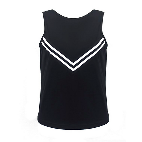 Victoria Activewear Top - Black