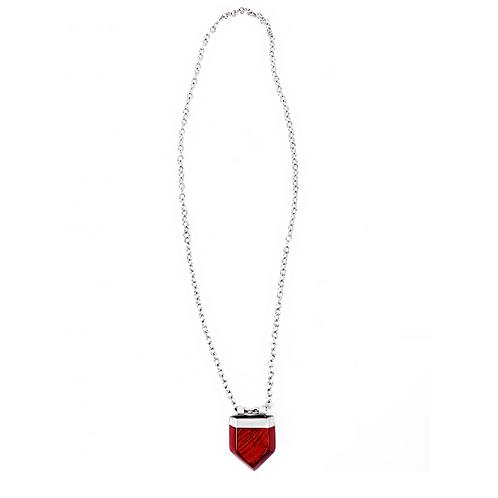 Samira Necklace - Red