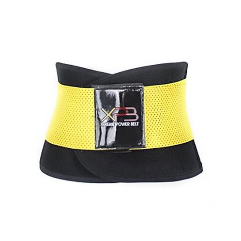 Power Belt Taillentrainer - Gelb