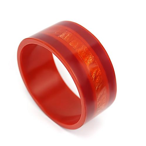 Eis am Stiel Armband - Orange