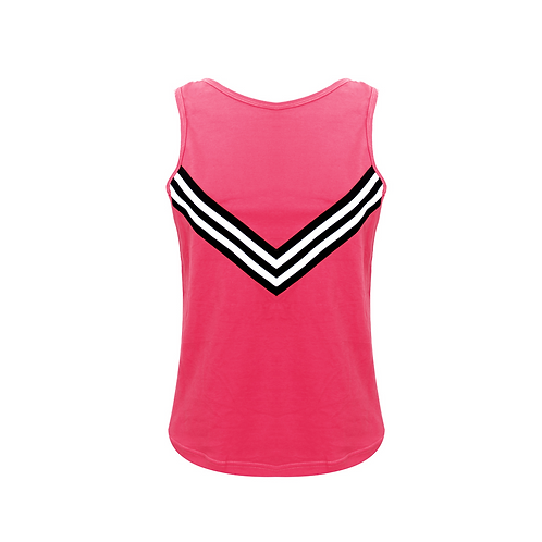 Victoria Activewear Top - Pink
