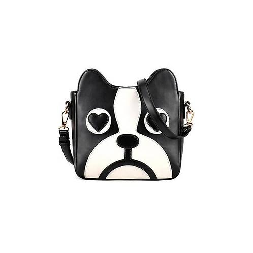 Bulldog Crossbody Sling Cute Bag