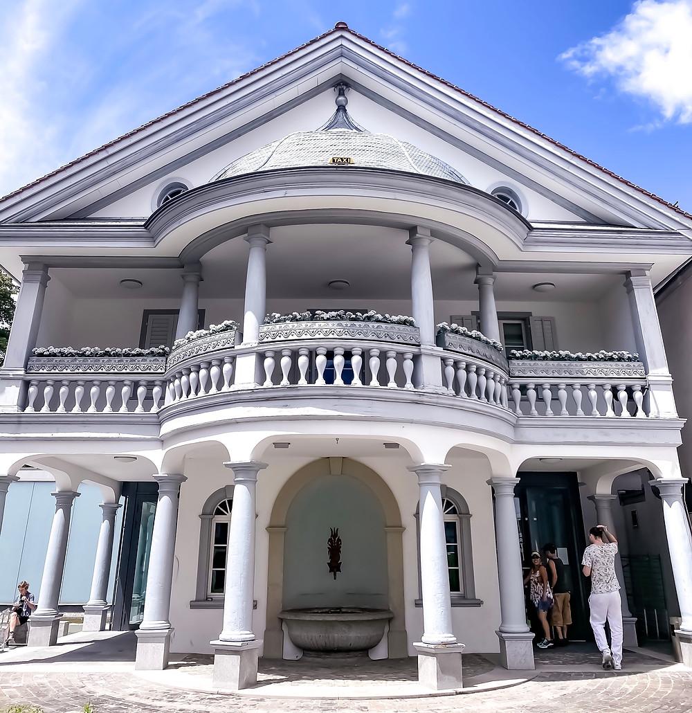 picture museum haus für kunst uri switzerland tourism
