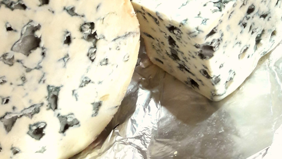 Fourme d'Ambert French Soft Blue Cheese Rind Cheese Smelly Cheese Cut Cheese Raw Milk Unpasteurised