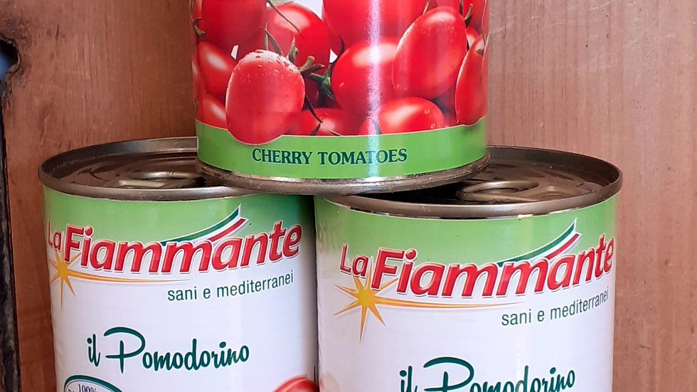 Tinned Tomatoes